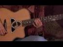 Luna Trinity Guitar - Atomic Reshuffle by Vicki Genfan