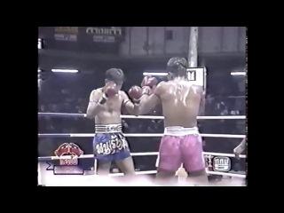 Cherry vs Panomrunglek Muay Thai Fight cherry vs panomrunglek muay thai fight
