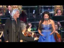 Netrebko and Hvorostovsky Live from Red Square, Moscow - Part 1/2 (HD 1080p)