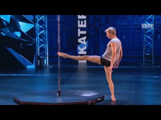 Танцы: Митя Стаев (сезон 2, серия 1)
