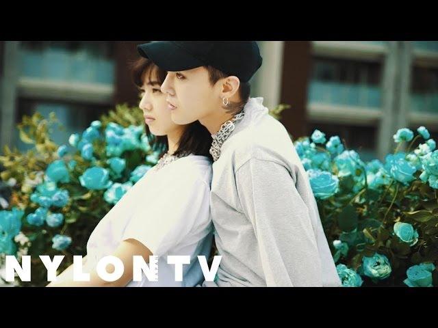 G-DRAGON(from BIGBANG)× 小松菜奈 LOVE IS HERE【NYLONTV】