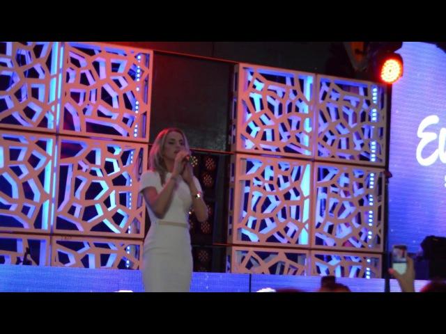 Malta Eurovision Party Czech Republic Performance