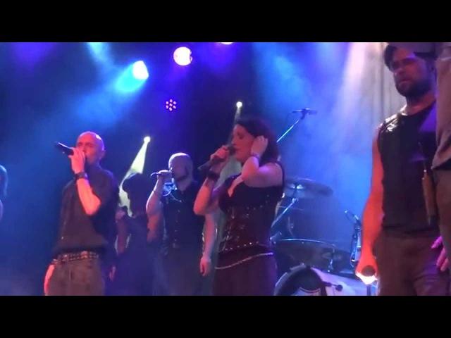 Van Canto - Last Night of the Kings Live HD @ Zeche Bochum 13.12.2014
