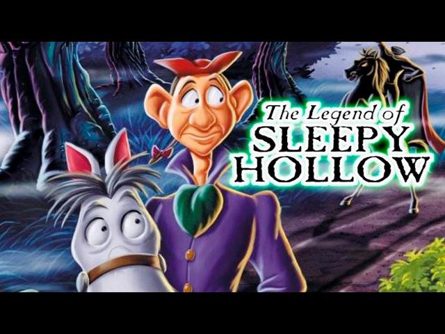 Обзор на мультфильм Легенда о Сонной Лощине The Legend of Sleepy Hollow