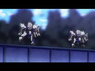 [AniDub] Strike the Blood OVA | Удар крови OVA [02] [JAM, Ancord, Nika Lenina]