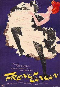 Французский канкан (1954)