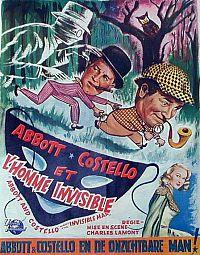 Эббот и Костелло встречают человека-невидимку (1951)