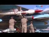 Су-34 в Сирии будут защищаться от противника ракетами воздух-воздух