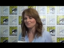 Lucy Lawless Talks Up Ash vs Evil Dead