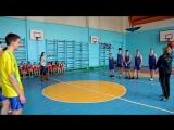 Тренування з баскетболу КЗШ№114.Проект