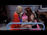 Supergirl Alanah Rae Fucks Sunny Lane