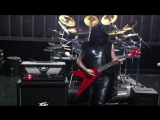 Volkar Kael of Dawn of Ashes with the Peavey PXD and XXX II