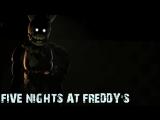 [SFM FNAF] Five Nights at Freddys 3 Song by Roomie_HD