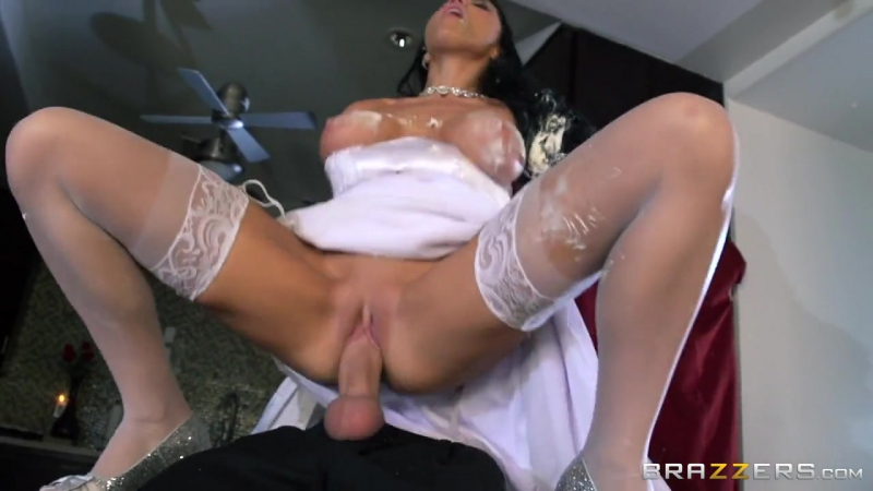 Romis Early Wedding Gift Romi Rain  Danny D [HD 720, all sex, big tits, big ass, porno 2015] 18+720