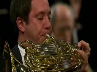French Horn -- Stefan Dohr.