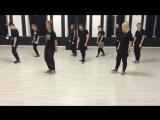 I See Fire | choreo by Vitaliy Ulivanov