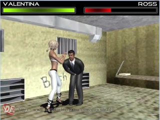 Dirty Fighter Game - PC (ballbusting ryona) - 33