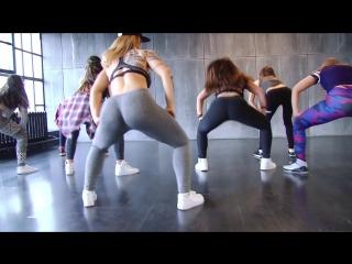Twerk choreo - Swag Panda team