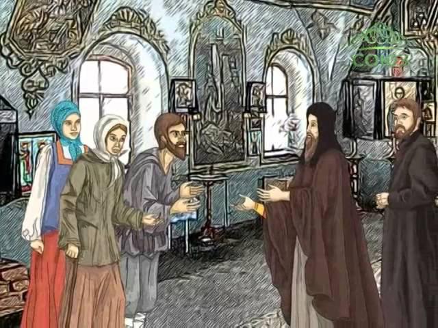 Мульткалендарь. 18 февраля. Святитель Феодосий, архиепископ Черниговский