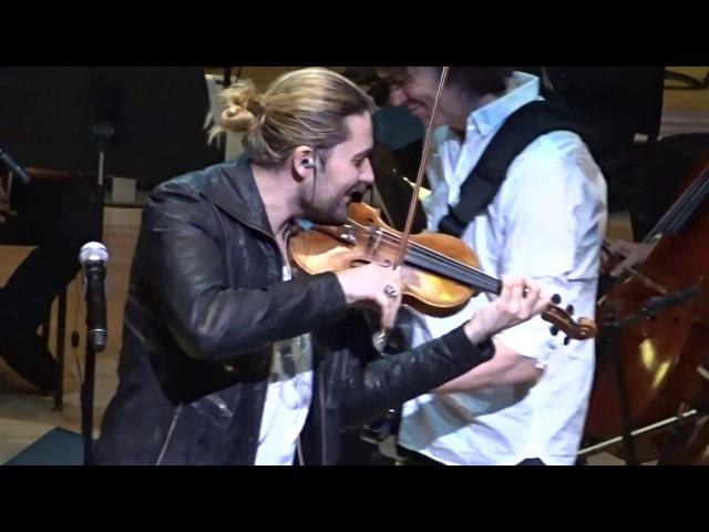 David Garrett - Toronto 2016 March 10 - Sirtaki