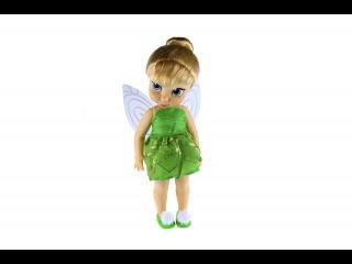 Кукла фея Динь-Динь Тинкербелл в детстве Дисней 40 см