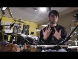 Drum Lesson 3 - Groups of 3579 - Fills, Grooves and Odd-Time Grooves (Lesson by David Floegel)