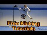 Taekwondo Kicking Tutorials Promo (Ginger Ninja Trickster) How to Videos