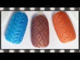 Вязаный маникюр Свитер. Дизайн ногтей гель-лаком |  3D Cable Knit Sweater Nails