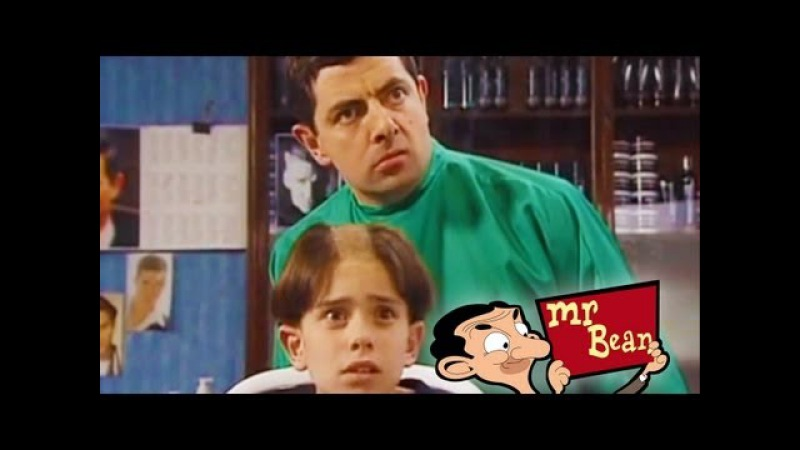 The Hairdresser! | Funny Clip | Mr. Bean Official
