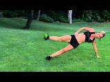 Zuzka Light  ZWOW # 33 AMRAP - Sexy Spy Workout - YouTube