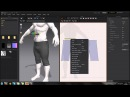 Marvelous Designer урок часть 1