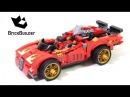Lego Ninjago 70727 X-1 Ninja Charger - Lego Speed build