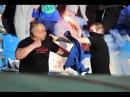 Belgrade Derby : Delije vs Grobari Fight,Pyro... 25.04.2015