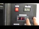 Коптильня для холодного и горячего копчения двухуровневая cosmogen csh-1800