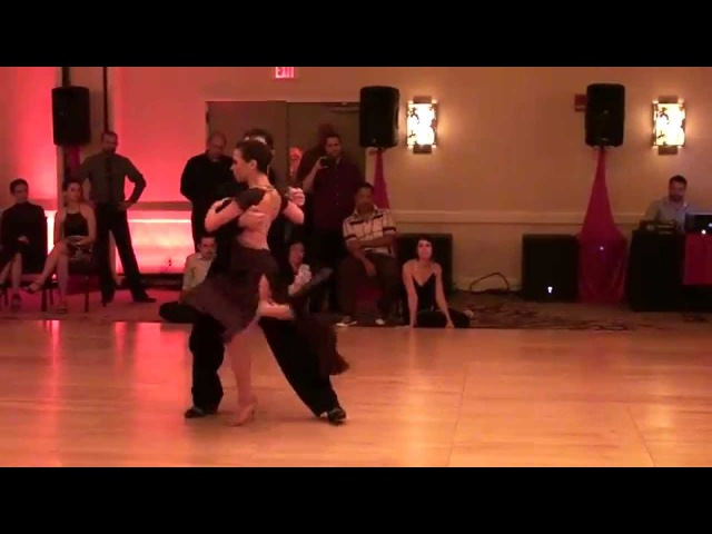 Rodrigo Joe Corbata y Lucila Cionci Chicago Tango Week 2015 July 2 5 3 4