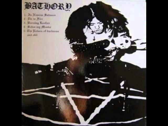 Bathory Venom - Split (Bootleg - Vinyl)