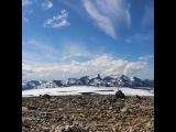 Поход в ГОРЫ! Норвегия осенью: вид с вершины горы, природа Северной Норвегии