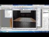 Урок №20 Как подгрузить и создать материал в 3ds Max и V Ray на примере материала пола