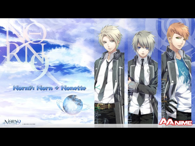 Preview site game Norn9: Norn Nonette [2013]