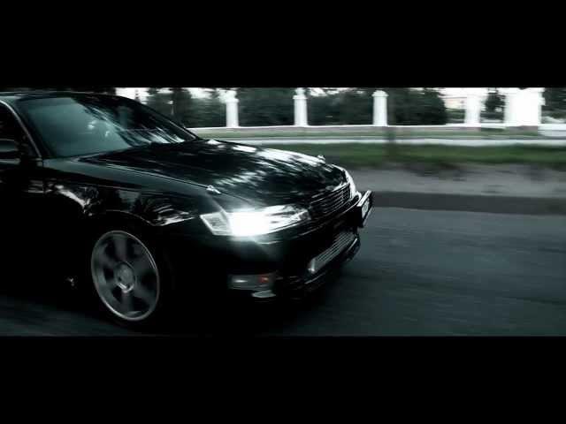 D-Shot - Чёрный Самурай (Toyota Mark II)