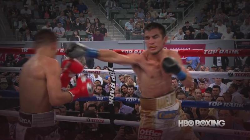 Oscar Valdez vs. Ruben Tamayo_ HBO World Championship Boxing Highlights