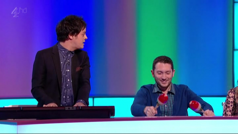 8 Out of 10 Cats 18x07 - Jamie Cullum, Kirsty Young, Joe Wilkinson, Katherine Ryan
