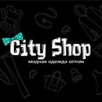Одежда и обувь оптом CITY SHOP