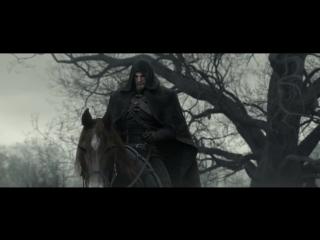 « The Witcher 3: Wild Hunt » ( « Ведьмак 3: Дикая Охота » ) - « Killing Monsters » Cinematic Trailer (RUS)