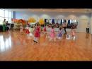 Танец Птичка полька Маше 3 годика