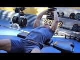 Как быстро накачать грудные мышцы!