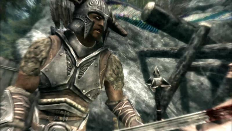 Skyrim Improved Edition...Крит-отрубания