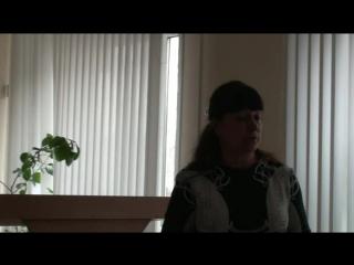 Выступление Фроловой Людмилы (Хабаровск) консультанта по косметике FOHOW -1часть