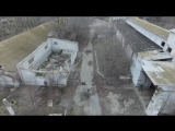 Страйкбол на заброшенной птицефабрике в Городище