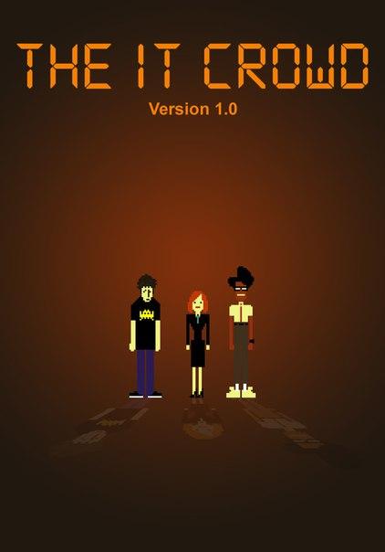 Компьютерщики 1-4 сезон 1-7 серия LostFilm | The IT Crowd